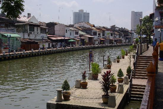 Malacca River : Melaka River
