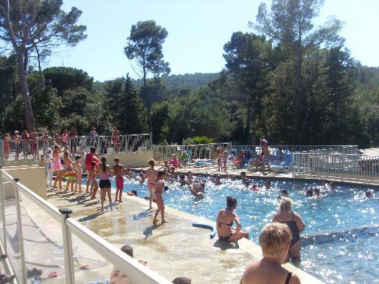 La Seyne-sur-Mer, Fransa: piscine