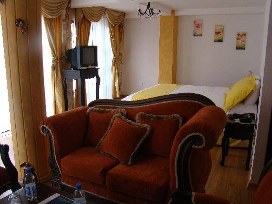 Villa de Tacvnga: Suite San Martin