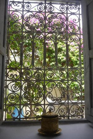 Riad Maroc: The view from our bedroom.....just heavenly