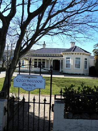 Collingwood Manor Bed and Breakfast: Collingwood Manor in Nelson