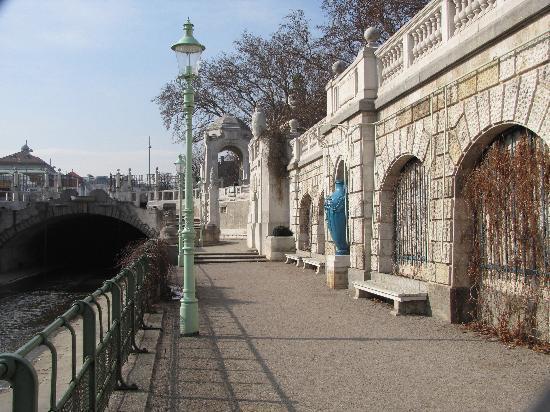 Vienna, Austria: Standt park