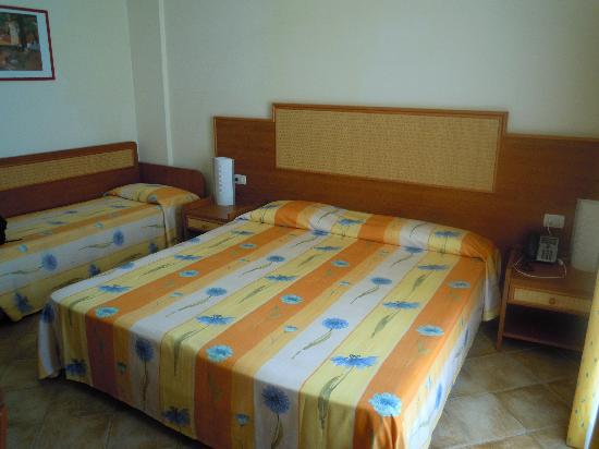 VOI Arenella resort: stanza 3103