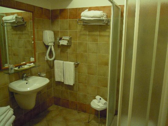 VOI Arenella resort: bagno 3103