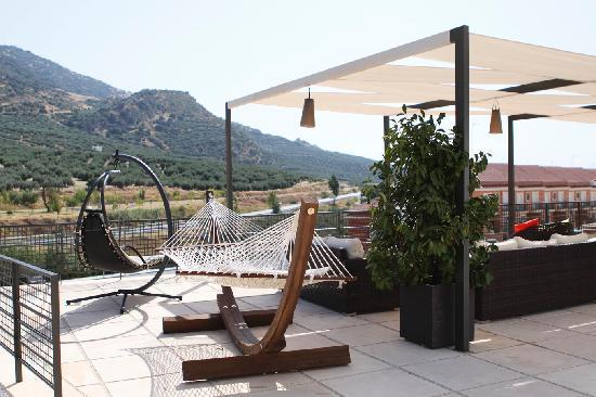 Foto de hotel mencia subbetica do a menc a terraza - Fotos de dona mencia ...