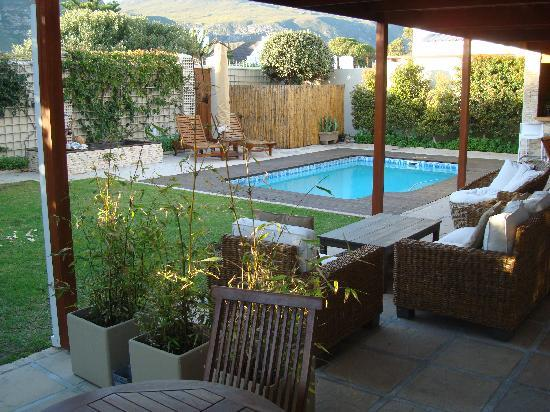 Bamboo Guest House: La piscina
