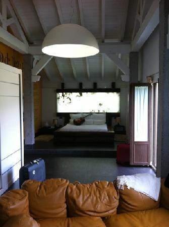 Hotel Aldori Landetxea: habitacion