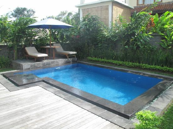 piscine priv e de la suite picture of villa agung khalia ubud tripadvisor. Black Bedroom Furniture Sets. Home Design Ideas