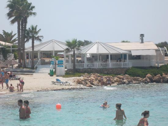 Nissi Beach Resort: rondavel