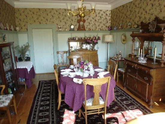 Joseph Lawrence House : Dining Room