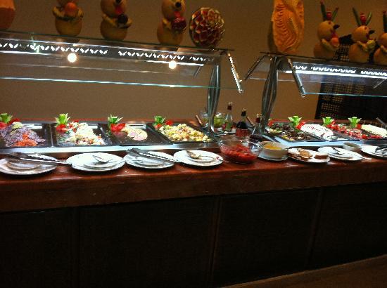 LABRANDA Gemma Premium Resort: Il Buffet!!