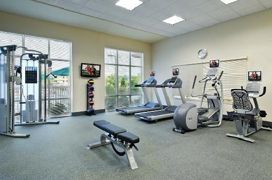 Hampton Inn & Suites Knoxville - Turkey Creek / Farragut: Fitness Center