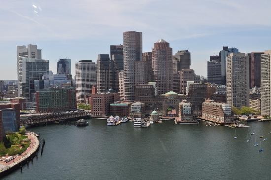 Helicopter Tour Boston Ma
