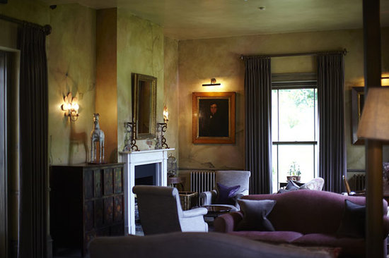 Brockenhurst, UK: The Drawing Room