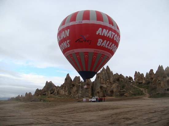 Anatolian Balloons Antalya