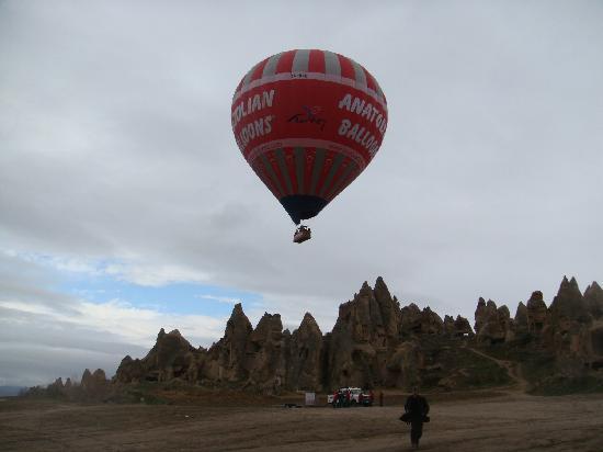 Anatolian Balloons Antalya : Departure II