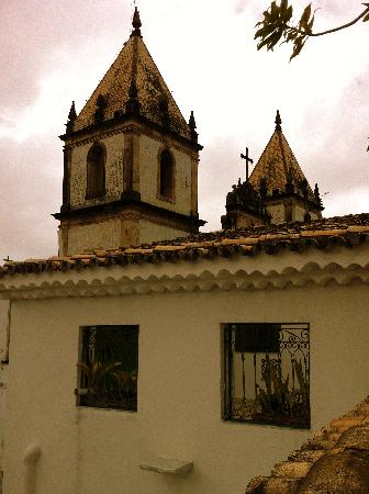 Villa Bahia: Varanda view