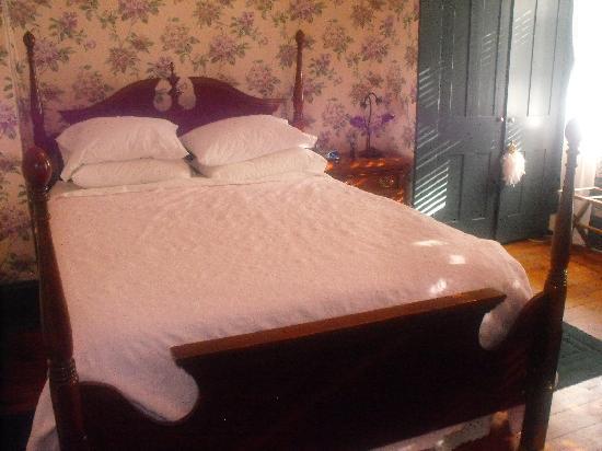Riffles & Runs Bed & Breakfast: Liza's Room (Queen bed)