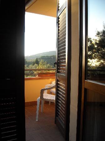 La casa di Zefiro: uno sguardo all'esterno