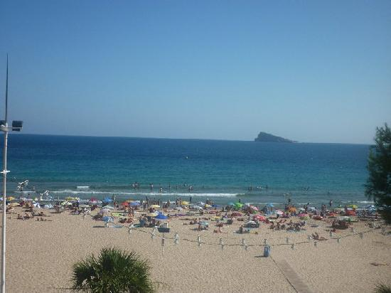 Apartments Torre Yago: The view from our balcony!