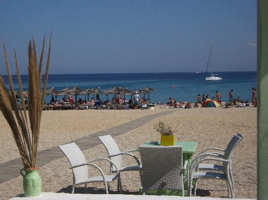 Ornos, Grecia: super paradise beach