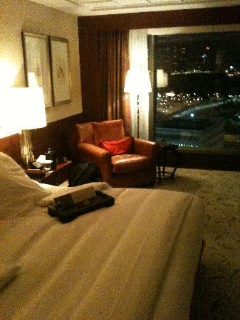 โรงแรมแมนดาริน โอเรียนทอล ฮ่องกง: La chambre