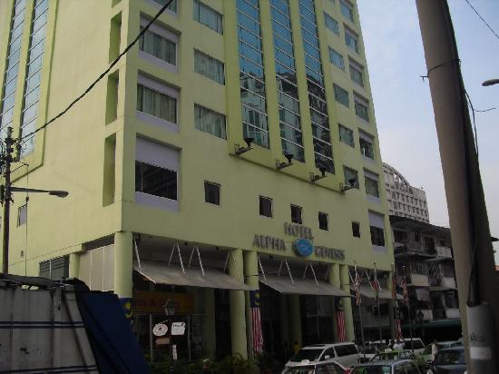 Hotel Outview - Picture of Alpha Genesis Hotel, Kuala Lumpur