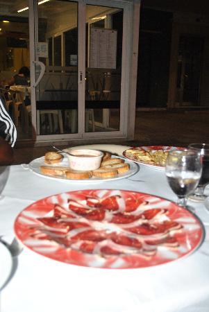 Ricardo: el aperitivo