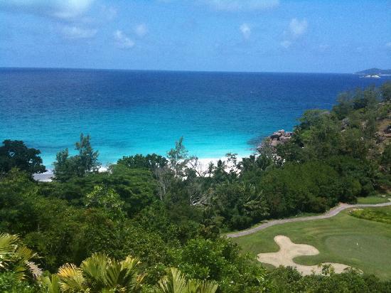Anse Kerlan, Seychelles: Anse Georgette