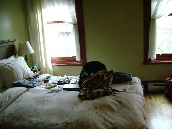 Chateau des Tourelles: super comfortable bed