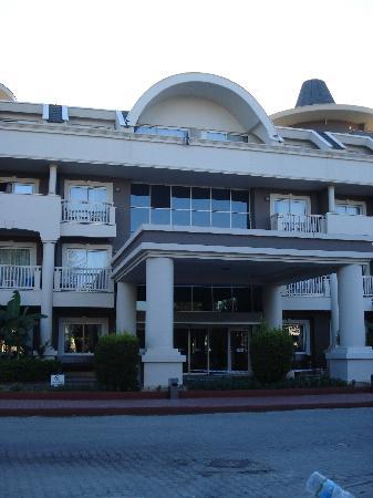Viking Star Hotel: Entrée