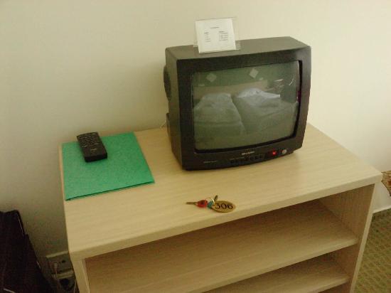 Hotel Mars: TV