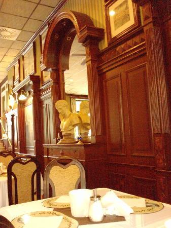 Hotel Mars: restaurant