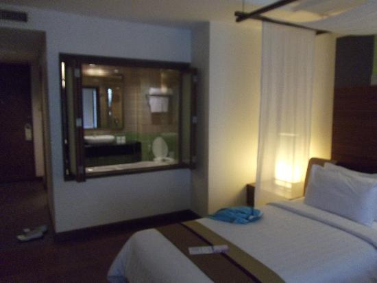 RarinJinda Wellness Spa Resort: deluxe room