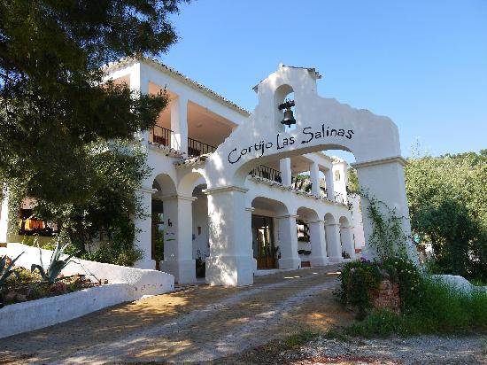 Cortijo Las Salinas: The Front Arches