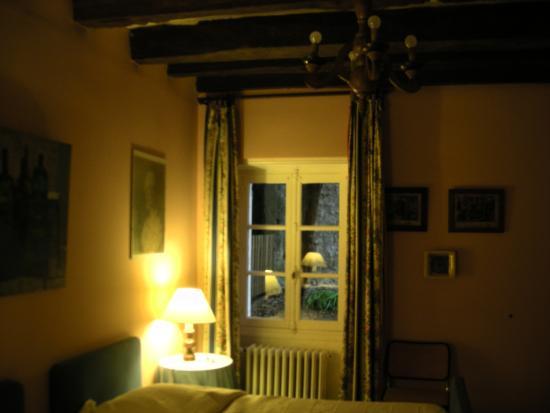 Manoir de Vaumore: la camera