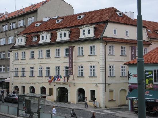 Hotel roma prague foto di hotel roma prague praga for Hotel galileo prague tripadvisor