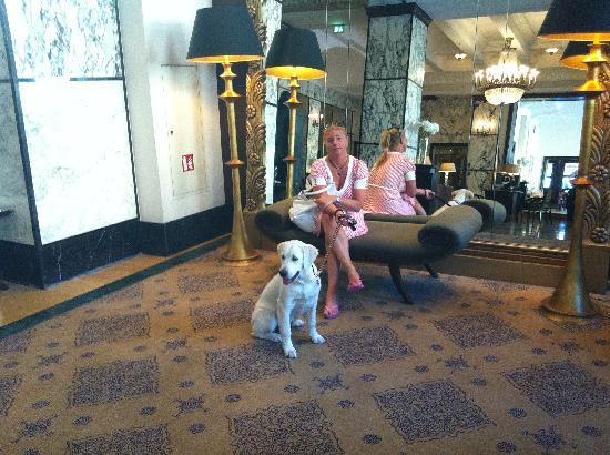 Esplanade Zagreb Hotel: :)