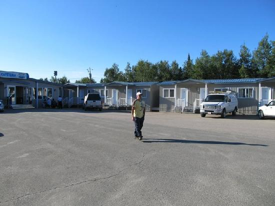 Baie Comeau, Kanada: Motel de l'Énergie