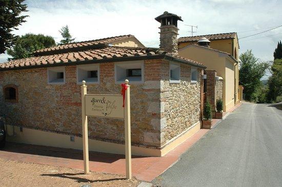 Rosignano Marittimo, Italy: Bacco & la Volpe ex Casina delle Ostriche