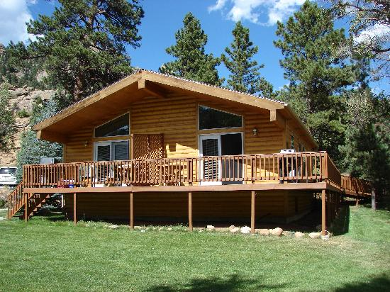 Riverview Pines: Our Cabin