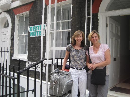 June 2011 The Celtic Hotel, London
