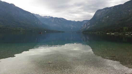 Vila Park: Lake Bohinj