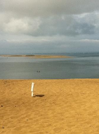 La Co(o)rniche: la vue de la terrasse