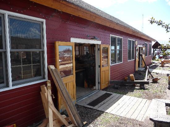 The North House Folk School in GM