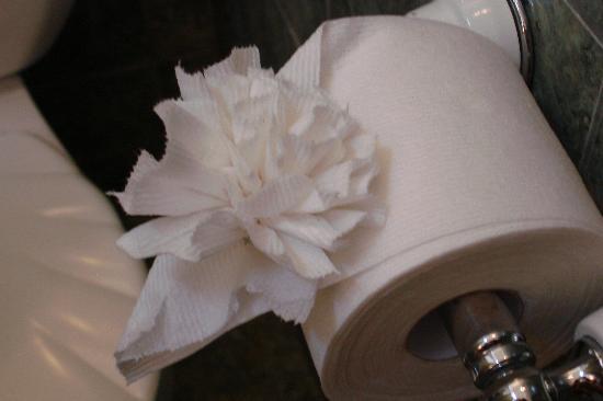 Casa de Siete Balcones: Oaxaca's best toilet paper art