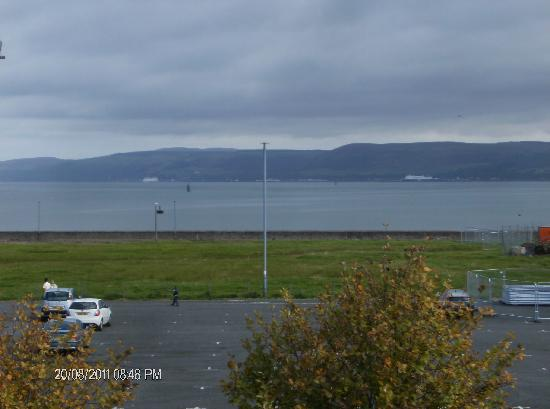 Harbour Lights Guest House: Loch Ryan