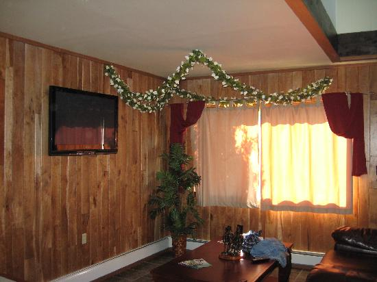 Log Cabin Lodge and Suites: bedroom