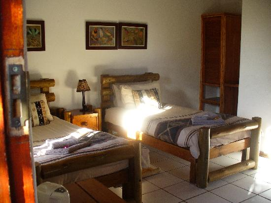Tremisana Game Lodge: One of the rooms at the lodge