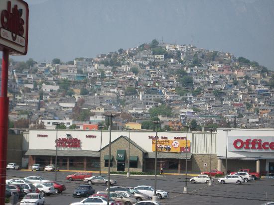 Monterrey, المكسيك: Cerros de Monterrey